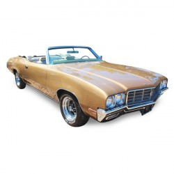 Soft top Buick Skylark convertible Vinyl (1968-1972)
