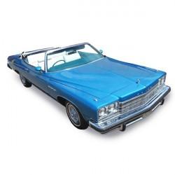Capote Buick LeSabre cabriolet Vinyle (1971-1976)
