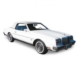 Capote Buick Riviera cabriolet Vinyle (1983-1986)