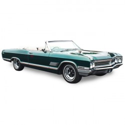 Soft top Buick Wildcat convertible Vinyl (1965-1970)
