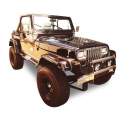 Soft top Jeep Wrangler YJ convertible Vinyl (1986-1995)