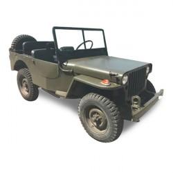Capota Jeep Willys MB - GPW cabriolet Vinilo (1941-1945)