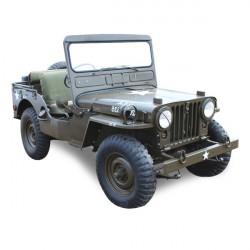 Capote 4x4 Jeep M38 Vinyle (1949-1952)