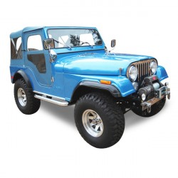 Soft top Jeep CJ5 convertible Vinyl (1976-1983)