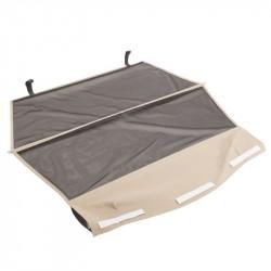 Filet saute-vent beige (windschott) Chrysler PT Cruiser cabriolet