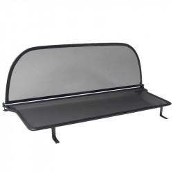Paraviento marco rígido negro (Windschott) Chrysler PT Cruiser Cabrio