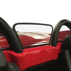 Filet saute-vent partie centrale (windschott) Ferrari 360 Spider cabriolet