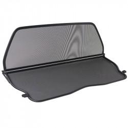 Filet saute-vent noir (windschott) BMW E30 cabriolet