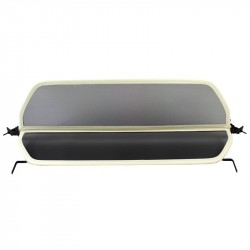 Filet saute-vent ivoire (windschott) Jaguar XK8/XKR cabriolet