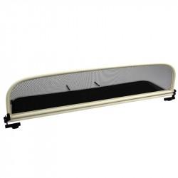 Filet saute-vent ivoire (windschott) Jaguar XK/XKR cabriolet