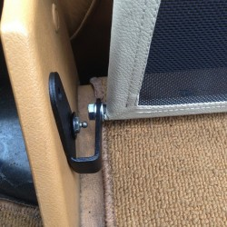 Windschott beige Mazda MX5 NA
