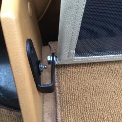 Windschott beige Mazda MX5 NB
