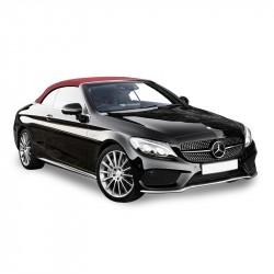 Soft top Mercedes Classe C (A205) convertible Alpaca Twillfast® TWRPC