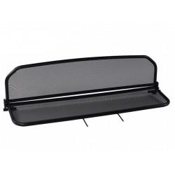 Filet saute-vent aluminium noir (windschott) Jaguar XK/XKR cabriolet