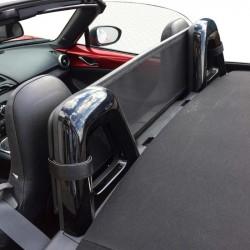 Filet saute-vent noir (windschott) Mazda MX5 ND