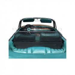 Filet saute-vent (windschott) noir Mercedes W111 cabriolet