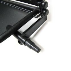 Filet saute-vent (windschott) Mitsubishi Colt cabriolet (détail fixation)