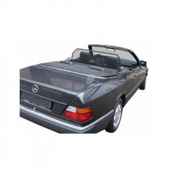 Filet saute-vent (windschott) origine noir Mercedes Classe E - A124 cabriolet