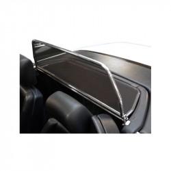 Filet saute-vent (windschott) aluminium chromé Mercedes SL (R129) cabriolet