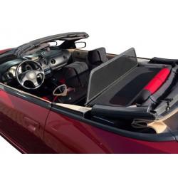 Filet saute-vent noir pour (windschott) Mitsubishi Eclipse cabriolet