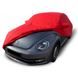 Indoor car cover tailored for Volkswagen Coccinelle convertible (Coverlux®+)