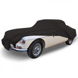 Indoor car cover tailored for MG B (1962/1963) convertible (Coverlux®+)