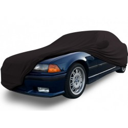 Indoor car cover tailored for BMW E36 convertible (Coverlux®+)