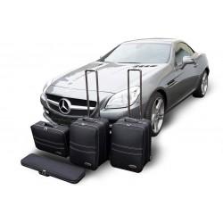 Equipaje a medida Mercedes SLC descapotable