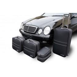 Equipaje a medida Mercedes CLK (A208) descapotable