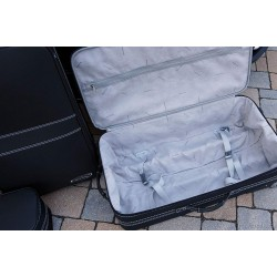 Set of luggages, taylor-made suitcases for Opel Cascada convertible