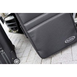 Set of luggages, taylor-made suitcases front chest for Porsche Boxster 718