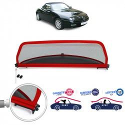 Frangivento rosso (Windschott) Alfa Romeo GTV Spider Cabriolet