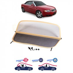 Filet saute-vent beige windschott Audi A4 B6-B7 cabriolet
