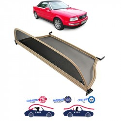 Filet saute-vent beige windschott Audi 80 cabriolet