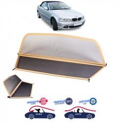 Frangivento beige (Windschott) BMW E46 Cabriolet