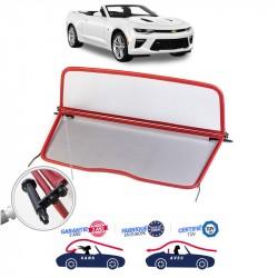 Frangivento Filet saute-vent rosso (windschott) Chevrolet Camaro 6