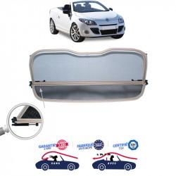 Paraviento beige (Windschott) Renault Megane 3 CC Cabrio