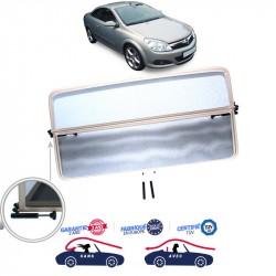 Frangivento beige (Windschott) Opel Astra H TwinTop Cabriolet