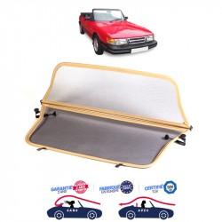 Filet saute-vent beige (windschott) Saab 900 Classic cabriolet