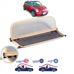 Frangivento beige (Windschott) Mini R52 Cabriolet