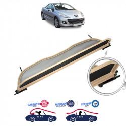 Windschott beige Peugeot 207 CC Convertible