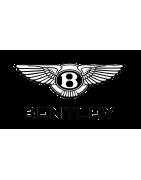 Windschotts, wind deflectors for Bentley