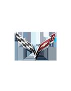 Paravientos, windschotts Corvette cabrio (C3...)