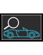 Équipements et accessoires cabriolets (Renault, Mercedes, BMW, Mazda)