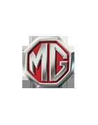 Porte-bagages sur-mesure pour cabriolets MG