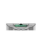 Personalizzato bagagli per cabriolet Aston Martin