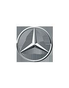 Personalizzato bagagli per cabriolet Mercedes