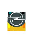 Valises de coffre (bagagerie sur-mesure) Opel cabriolets (Cascada...)