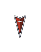 Attrezzature e accessori Pontiac cabriolet (GTO, LeMans, Sunbird..)