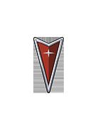 Équipements et accessoires Pontiac cabriolets (GTO, LeMans, Sunbird..)